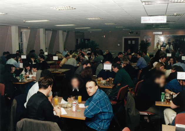 Mark Nash Table Quiz Photo Hours Before Murders - Exclusive Prime Time