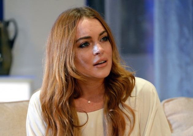 Lindsay Lohan Tried To Say Youre Beautiful In Arabic But
