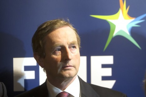 Fine Gael - Standing Up For Small Busi