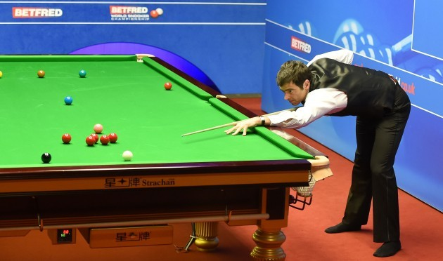 Snooker - Betfred World Championship - Day Four - Crucible Theatre