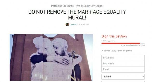 mural petition