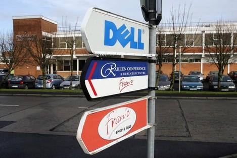 Dell cuts jobs in Limerick.
