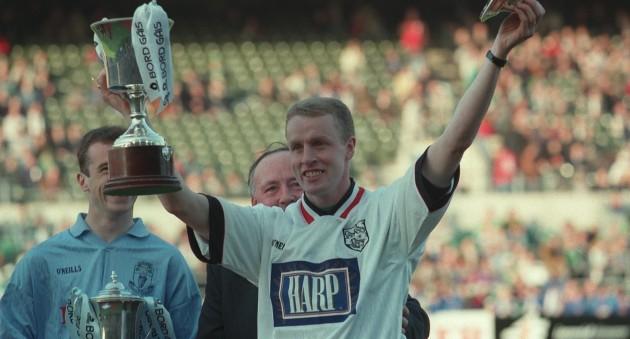 James Coll Dundalk 1995