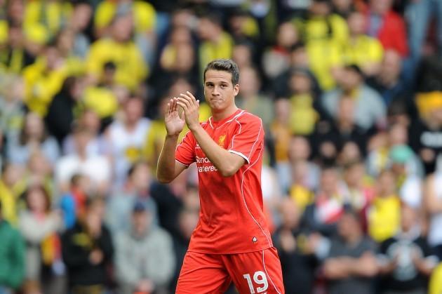 Soccer - Pre Season Friendly - Liverpool v Borussia Dortmund - Anfield