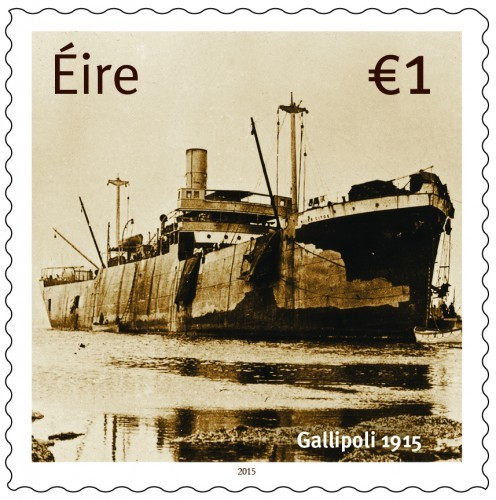 gallipoli stamp - 2