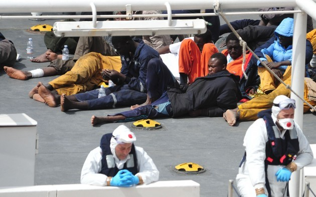 Malta Europe Migrants