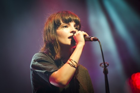 Chvrches in Concert - London