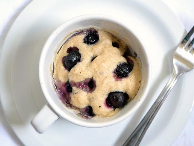 Mug Muffin white