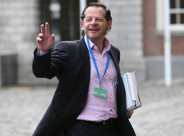 File Photo: In an interview with the Business Show on RTE yesterday, the recently departed secretary general of the Department of Finance, John Moran spoke about the poor condition the department was in when he took over the job. He mentioned that when th