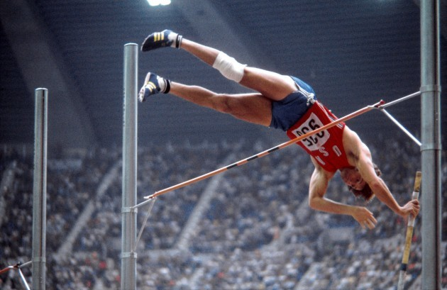 Athletics - Montreal Olympic Games - Decathlon