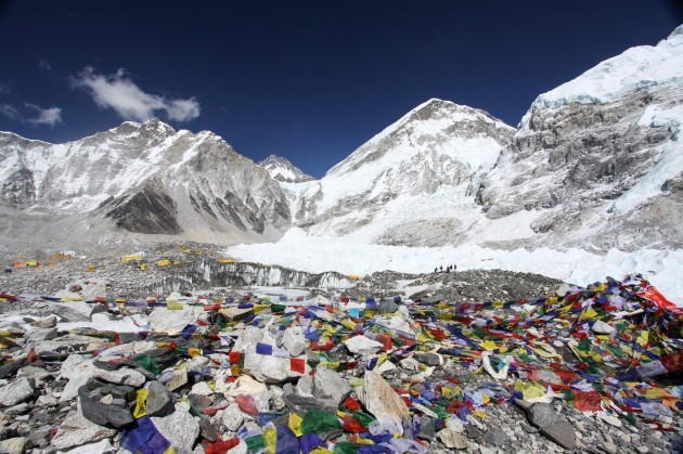 Nepal Everest Avalanche Anniversary