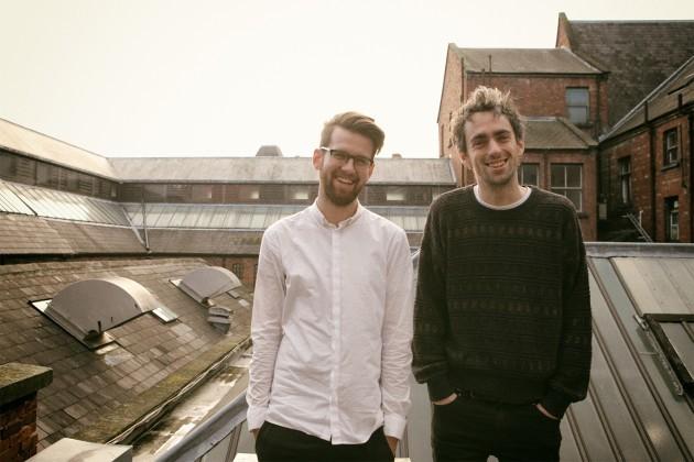 Paper Trail Records' Dan Finnegan and Jack Rainey