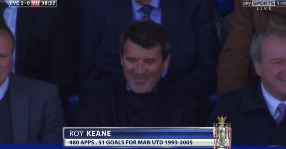 Keane laugh