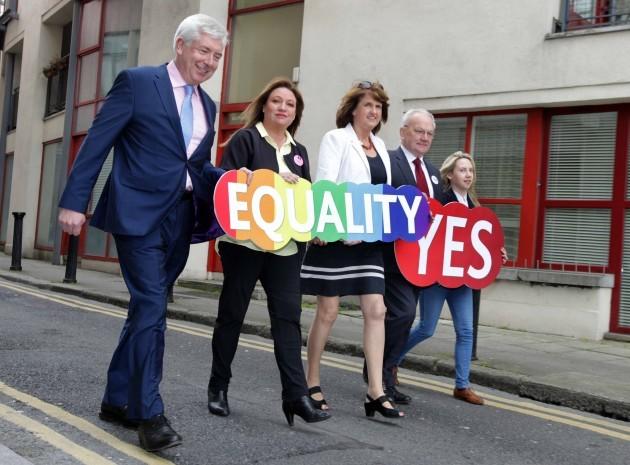 Labour Party Leader Joan Burton TD launc