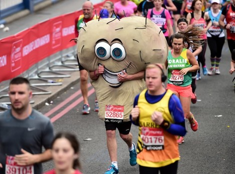 Athletics - Virgin Money London Marathon 2015