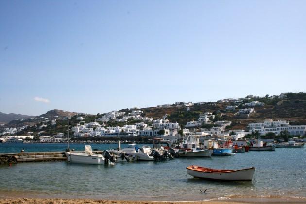 Travel Trip Greece Cyclades
