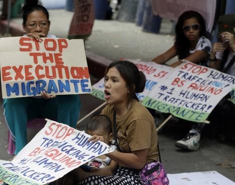 Philippines Indonesia Executions