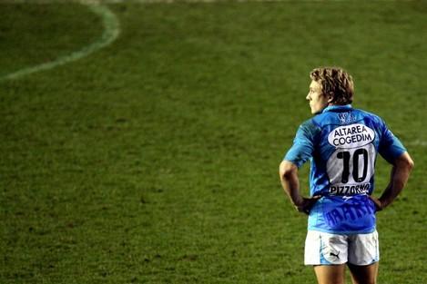 Rugby Union - Heineken Cup - Pool Three - London Irish v Toulon - Madjeski Stadium