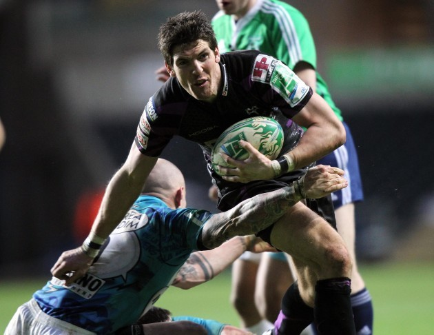 Rugby Union - Heineken Cup - Pool Three - Ospreys v Toulon - Liberty Stadium