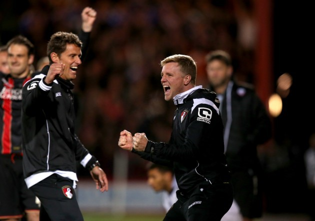 Soccer - Sky Bet Championship - AFC Bournemouth v Bolton Wanderers - Dean Court
