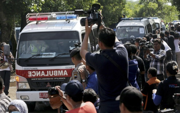 Indonesia Executions