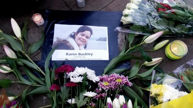 Karen Buckley death