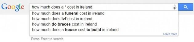 googlecost
