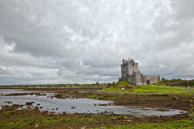Dunguaire Castle - HDR