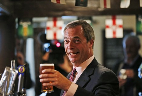 Britain European Elections