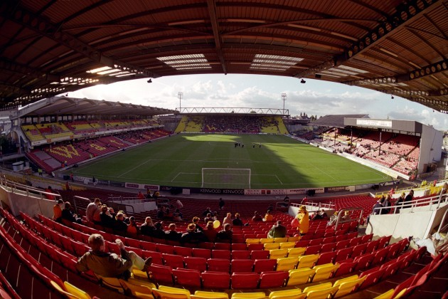 Soccer - Nationwide League Division Two - Watford v AFC Bournemouth