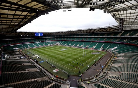 Rugby Union - 2015 RBS Six Nations - England v Italy - Twickenham