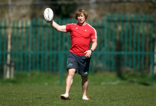 Scrum coach Jerry Flannery