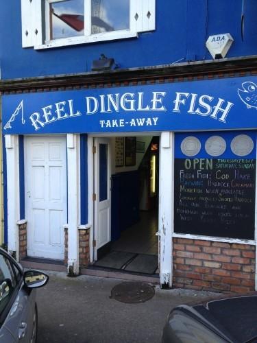 Reel Dingle Fish | Yelp