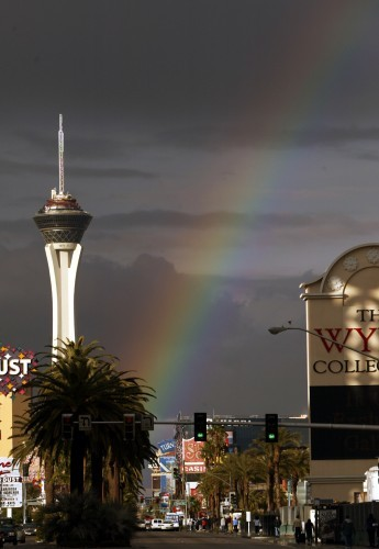 Stratosphere Ad Campaign