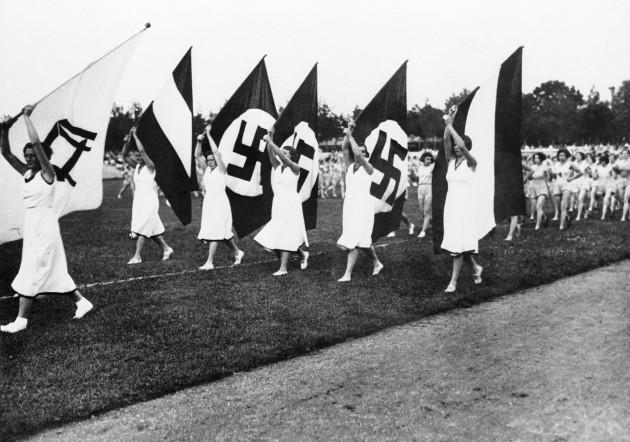 Nazi Parade 1933