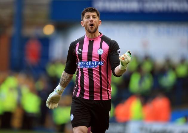 Soccer - Sky Bet Championship - Sheffield Wednesday v Leeds United - Hillsborough