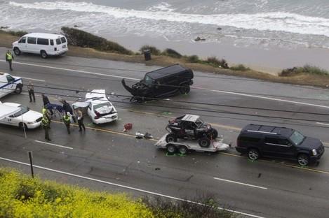 Fatal Crash-Malibu