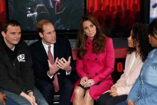 Royal visit to south London