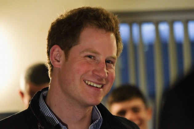 Prince Harry visit to NZ