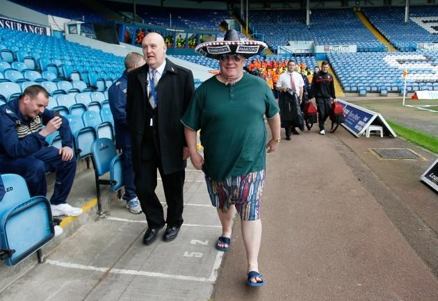 Soccer - Sky Bet Championship - Leeds United v Rotherham United - Elland Road