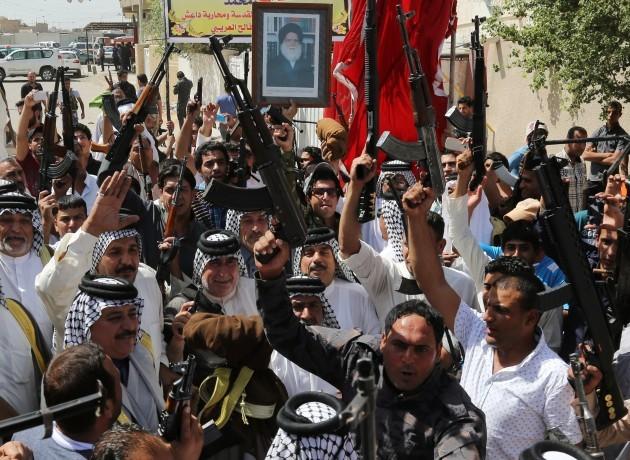 Mideast Iraq Shiite Militias