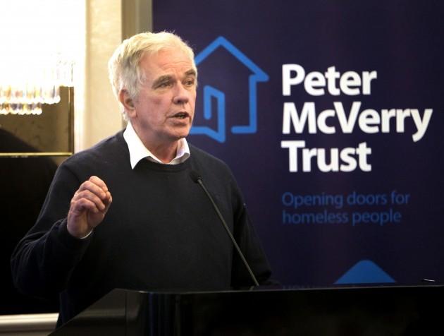 Peter McVerry Trust Pre-Budget Busine