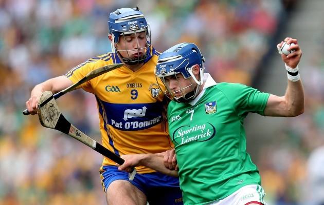 Conor Ryan and Gavin O'Mahony