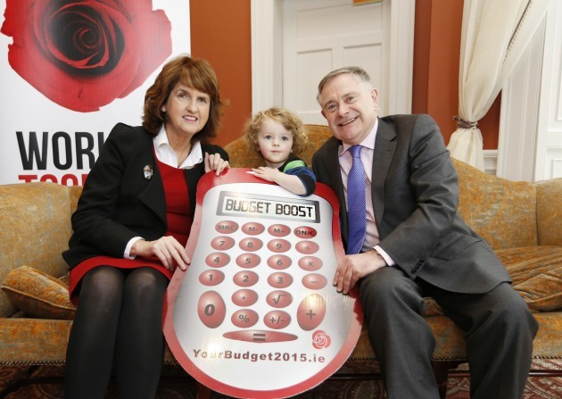 Labours Budget Boost Calculators