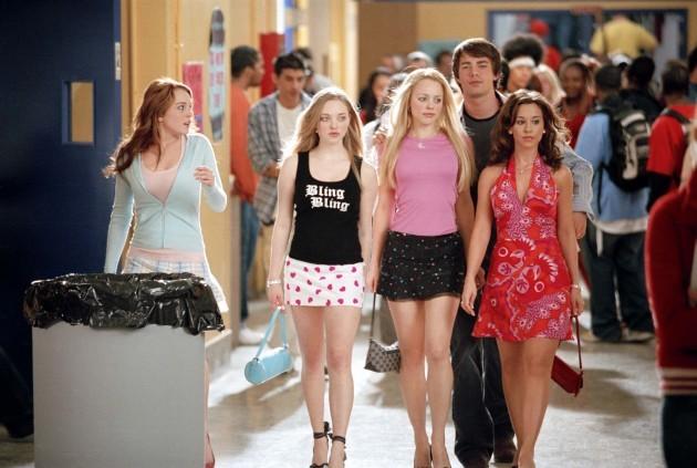 Film Title: Mean Girls.