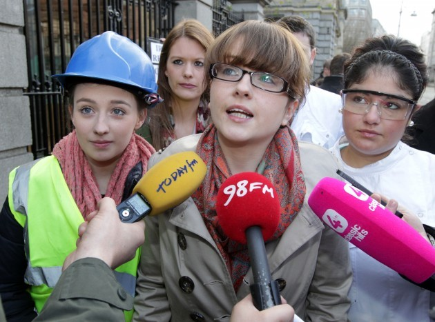 Sinn Fein Launch Youth Jobs Documents