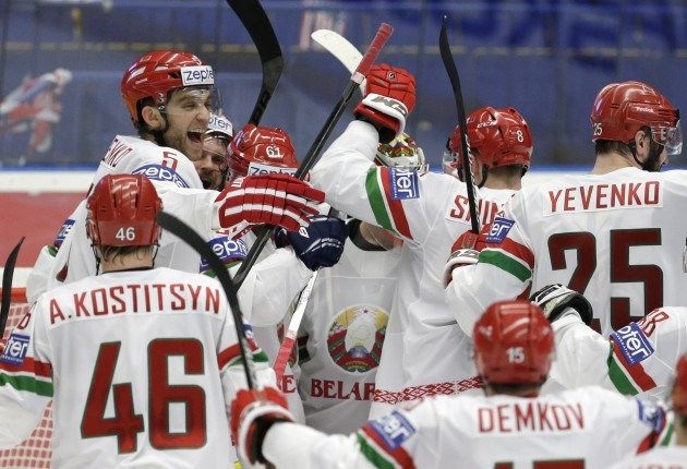 Czech Republic Hockey Worlds