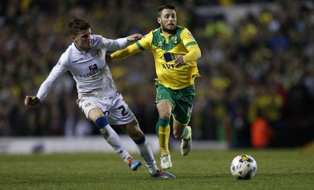 Soccer - Sky Bet Championship - Leeds United v Norwich City - Elland Road