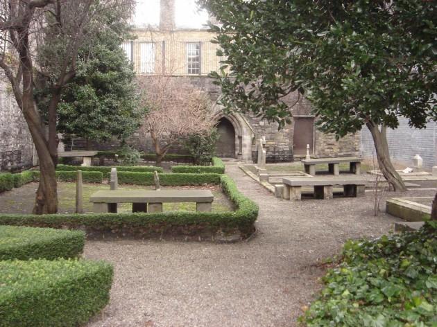 Hugenot Cemetery