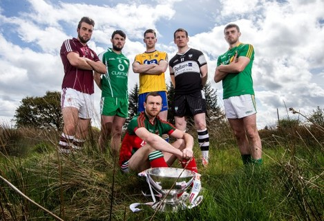 2015 Connacht GAA Football Championship Launch